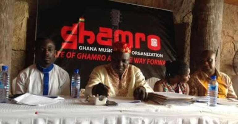 The Fear and panic of Ghamro Audit Report