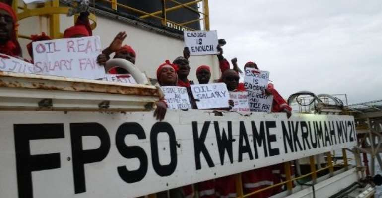 Oil workers declare a day's strike; threaten to grind sector to a halt