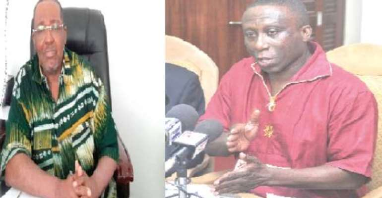 Peace at last: 5 hour stand-off over constitution mars athletics congress