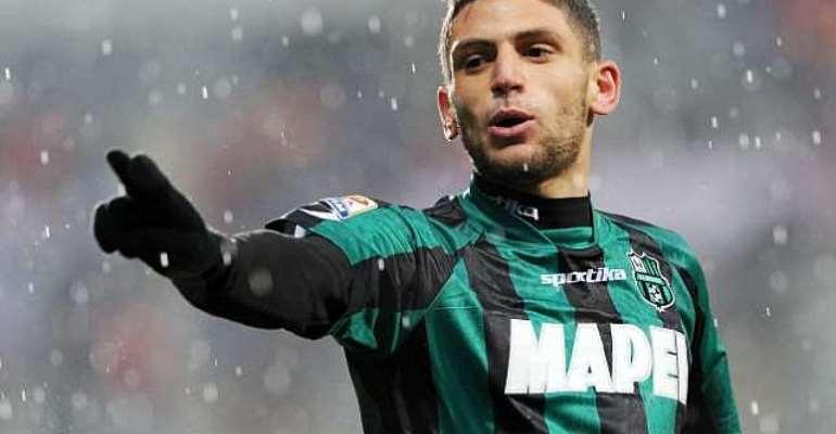 Staying Put: Italian striker Domenico Berardi sticking with Sassuolo - agent