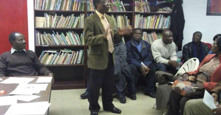 Dr. Baah Asante