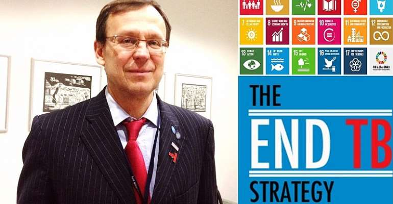 Will 2030 Global Goals Help Accelerate Progress Towards Ending TB?