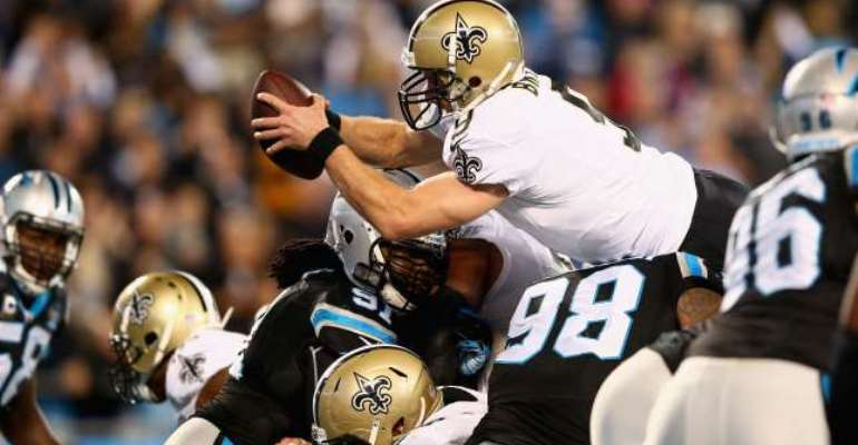Great comeback: Drew Brees, New Orleans Saints recovered from shaky start