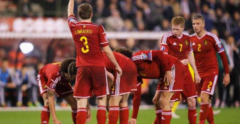 Belgium's Dries Mertens suffers 'severe concussion' in Wales clash