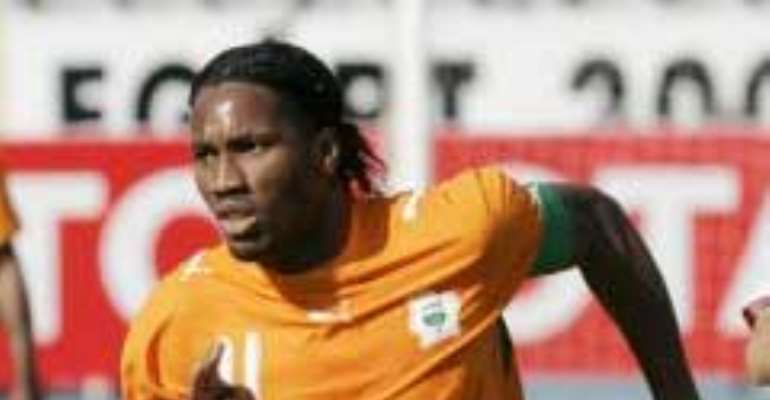 Drogba is believed to be one of Milan s top off-season transfer targets