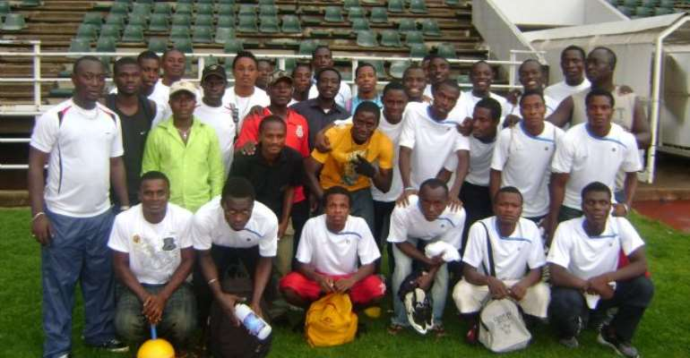Obeis Football Management signs contract with Jomo Cosmos of South Africa