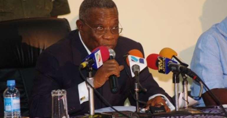 Ensure Continuity - Mills Urges Economic Team