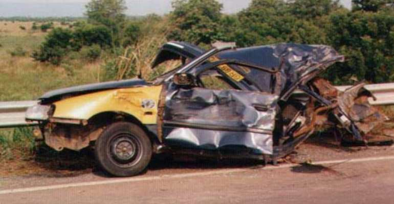 Road Accidents Deaths Up By 10 %