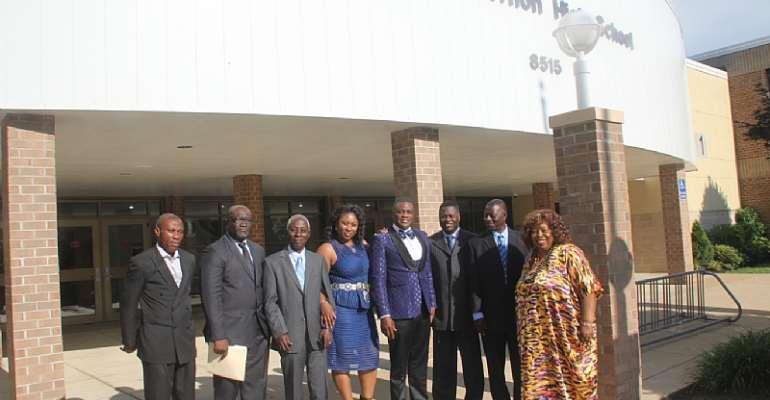 Bishop Adonteng Institutes Divine Word International Ministries Scholarship Scheme