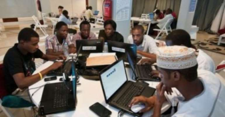 Gov't, MTN partner to hone young IT skills