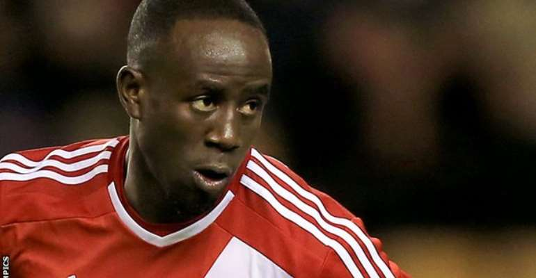 Albert Adomah claims Ghana are 'missing' him at AFCON