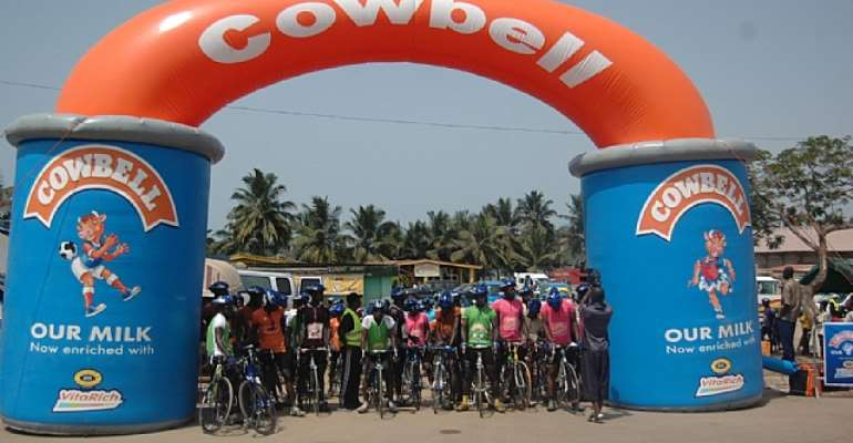 Ultimate Yellow Jersey change hands at Tour of Ghana