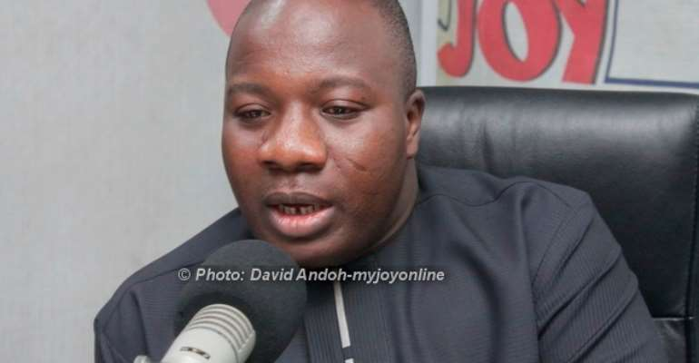 Ghana will not host AFCON 2015 - Sports Minister
