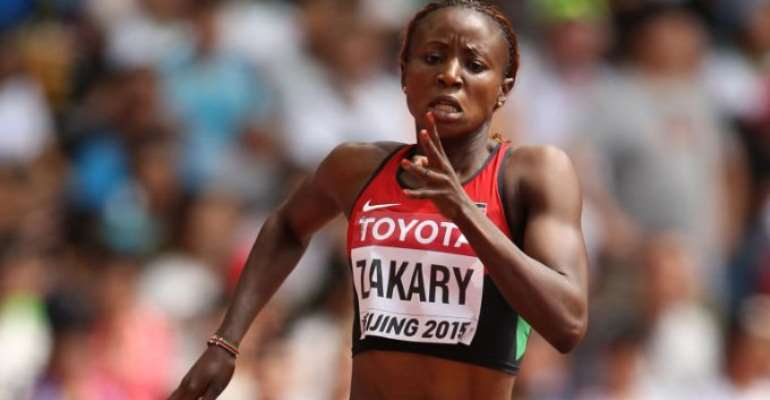 World Athletics Championships: Two Kenyans banned for failing drugs tests
