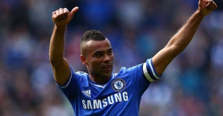 Chelsea thank departed defender Ashley Cole