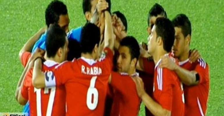 Egypt beat Uganda in friendly