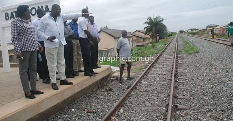 Poor rail lines affect manganese exports