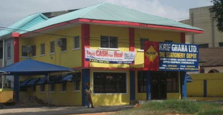 KRIF Ghana laments high cost of doing business