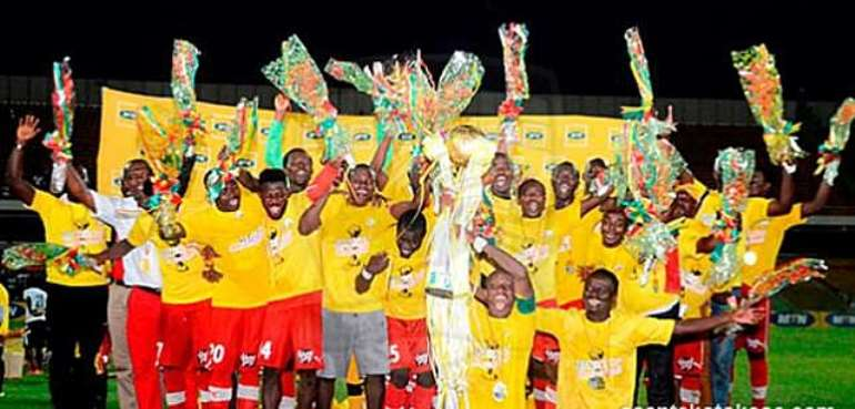 MTN FA Cup Awards: Goal king Elvis Opoku can't wait for coronation day August 9