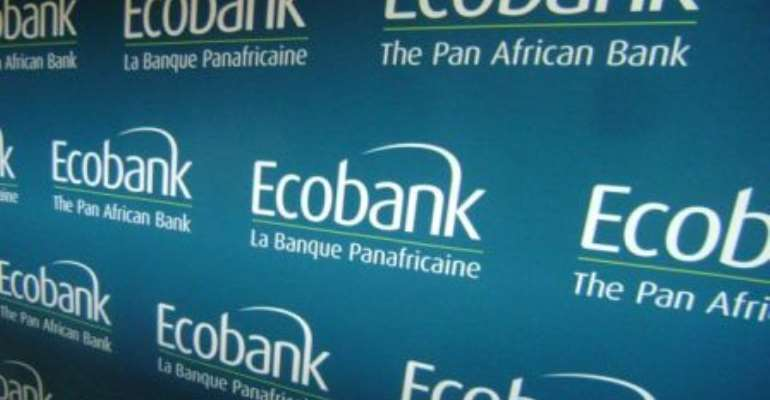 Ecobank presents cheque towards OPD's renovation at TGH