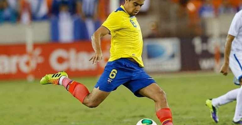 Ecuador coach pondering Christian Noboa fitness