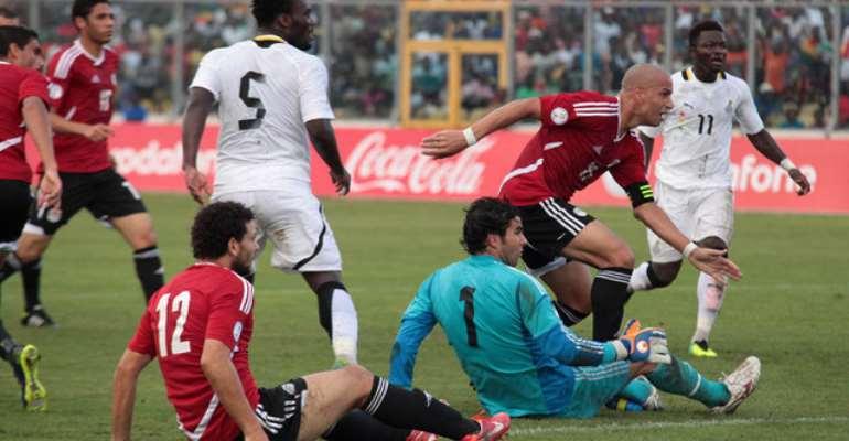 Sherif Ekrami got injured in the first leg game