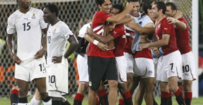 Egypt will play Ghana at the Air Defense stadium on November 19