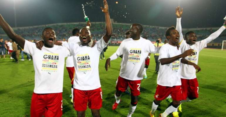Ghana begin preparations for World Cup