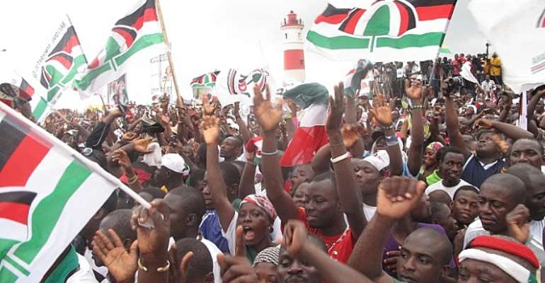 NDC Are Only Interested In Power, Not Governance