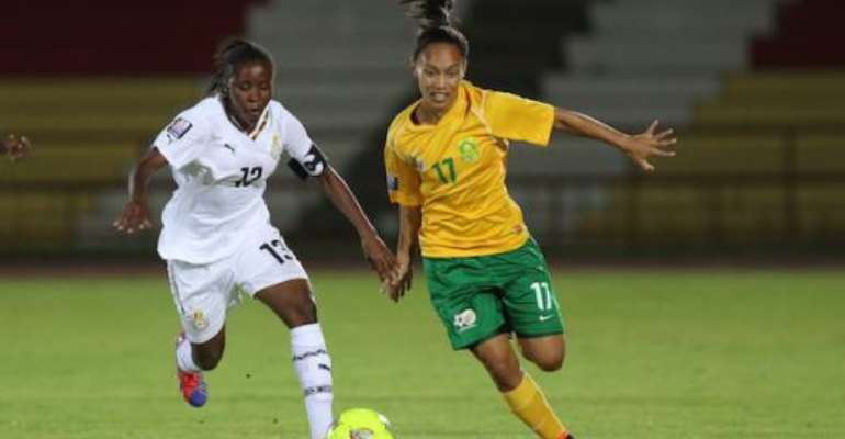 Namibia 2014: South Africa, Ghana draw leaves both in trouble