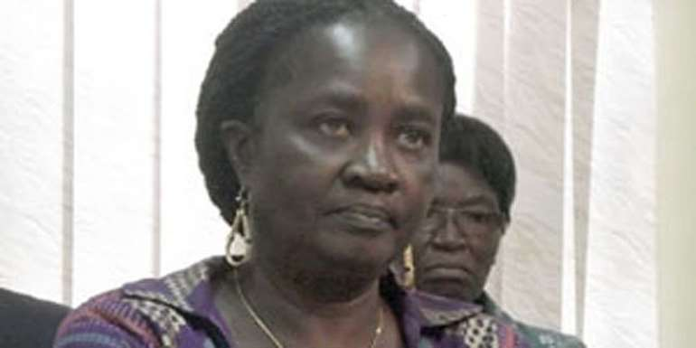 My Take on the Relevance or Irrelevance of Professor Naana Jane Opoku-Agyemang as NDC Vice-Presidential Candidate