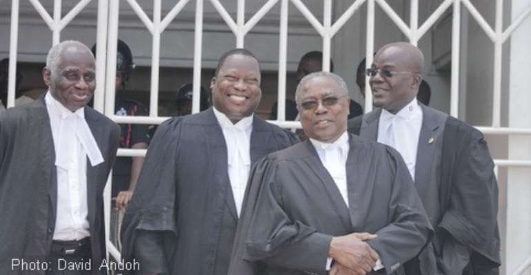 Live text: Election Petition: Justices quiz lawyers on final day of hearing