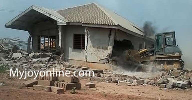 TDC demolition: Speaker orders investigation