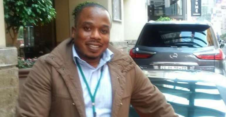 National Security imposter dupes businessman