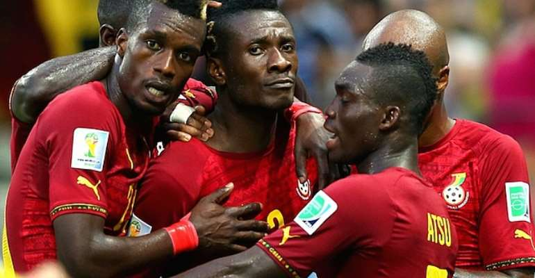 2014 World Cup: Asamoah Gyan hails 'tactical perfect' display in Germany draw
