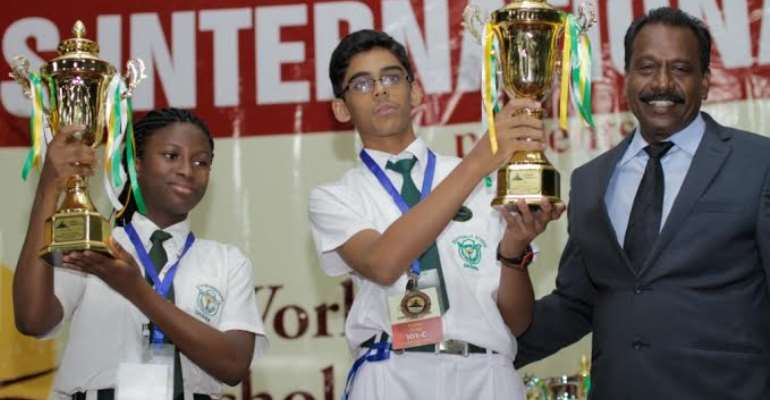 DPS International to represent Ghana at the World Scholar's Cup