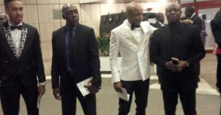 The votes: How Andre Ayew lost the African Player of the Year award