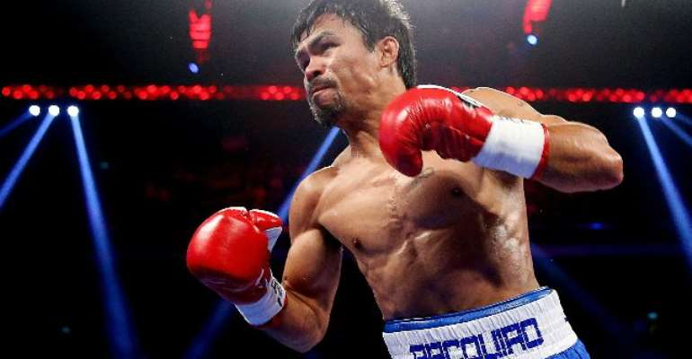 Manny Pacquiao set to fight Timothy Bradley on return to ring