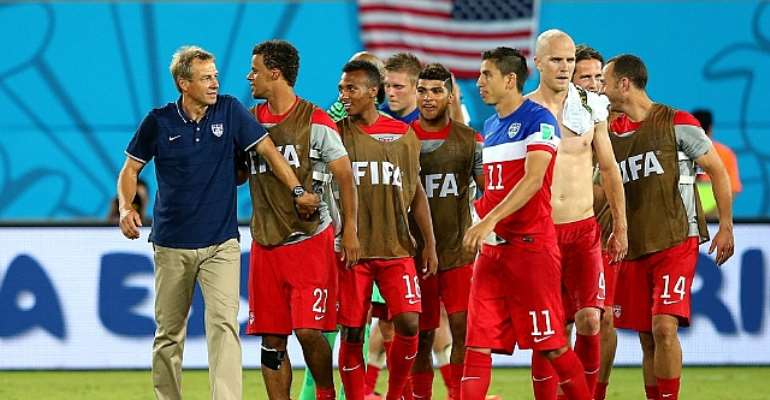 World Cup 2014: Jurgen Klinsmann Says US want win, not tie vs Germany