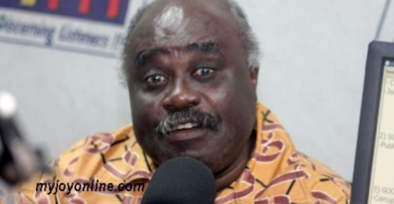 NPP will collapse if it does not win 2016 - Wereko-Brobby predicts