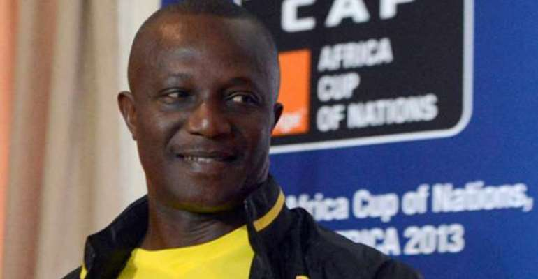 Big time: Kwesi Appiah set to be appointed Sudan coach