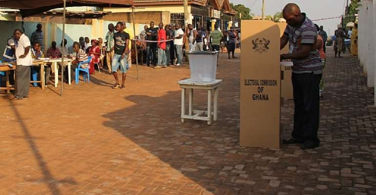 Don't Connive With NDC—Group Warns EC