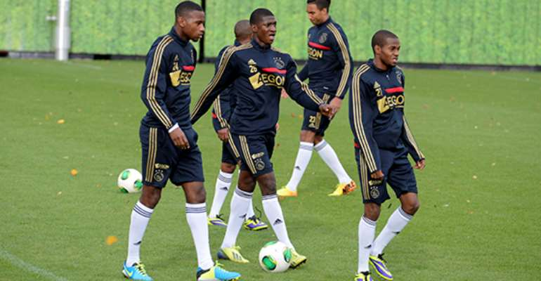 EXCLUSIVE: Ghanaian youngster Acolatse in Ajax Amsterdam first team squad for pre-season