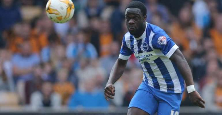 Elvis Manu made his debut for Huddersfield