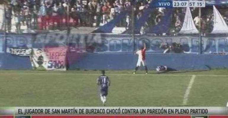 SAD NEWS: Argentine footballer Ortega passes on