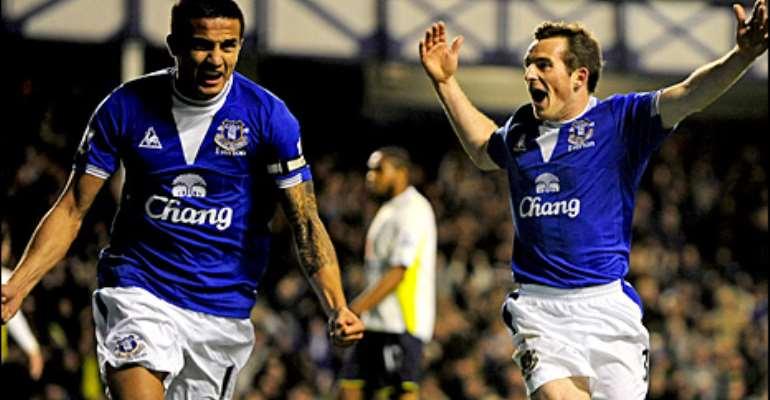 Everton   2 - 1   Chelsea