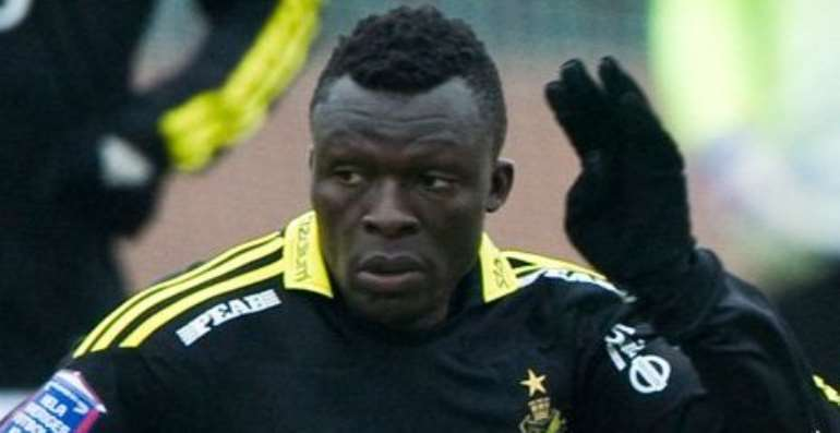 Ex Liberty Professionals player Lalawele Atakora