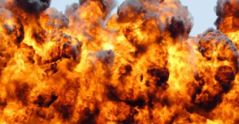 Students Sent Home, After Fire Outbreak