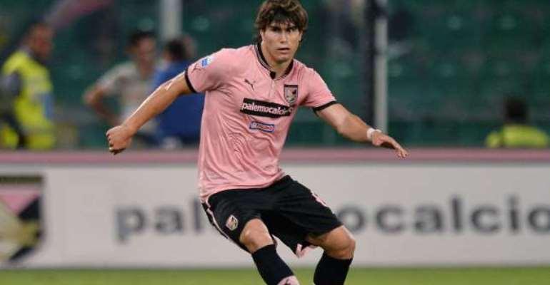 Sampdoria sign Ezequiel Munoz on loan from Palermo