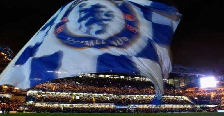 Moving forward: Chelsea may have to leave Stamford Bridge for at least two seasons